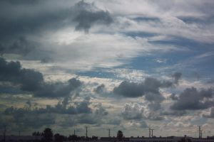 Heavenly Clouds 8 by mirandaadria-stock