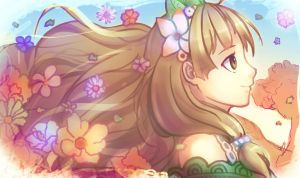 Atelier - Invitation Flower by cubehero