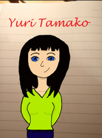 Yuri Tamako: my version by hazzybat