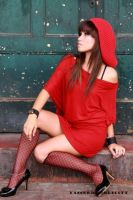 women in red3 by abymah