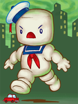 Stay Puft by dpdagger
