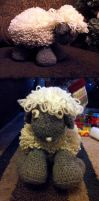 Timmy The Sheep by StrandedAutumn