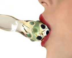 Oral Fixation 22 - for Print by stu1965
