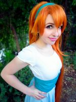 Thumbelina Cosplay by ShannonAlise