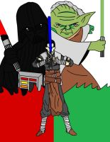 star wars the force unleashed by crowshot27