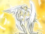The Angels embrace by dhqx