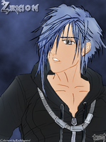 Zexion: The Cloaked Schemer by RaijiMagiwind