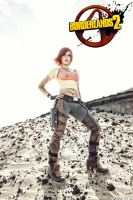 Borderlands 2 - Lilith - 02 - by beethy