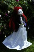 MH Custom: Sally 'Frights and Delights' by SnowFright