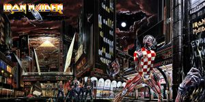 Iron Maiden Somewhere in Time Croatian edit by croatian-crusader
