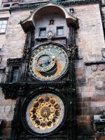 Prague Astronomical Clock II. by Alena-G-Photography