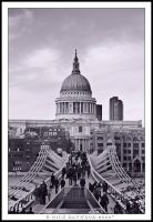 St Pauls London 189-9n by Haywood-Photography