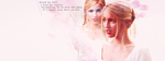 Quinn Fabray Timeline Cover by CandyCaneGraphics