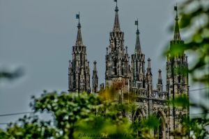 Canterbury cathedral 08 by forgottenson1
