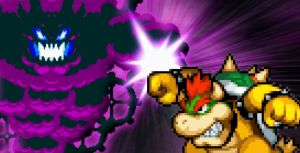 Time Eater vs. King Bowser by KingAsylus91