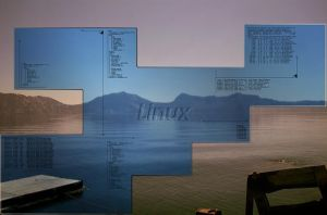 linux-lake by leand