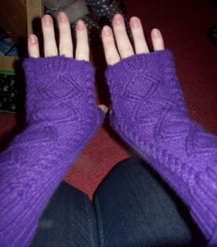 Arm Warmers - Rose Costumes by Loftio