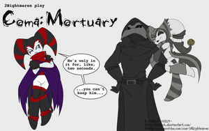 Coma: Mortuary - LyLy is keeping him by LilShock