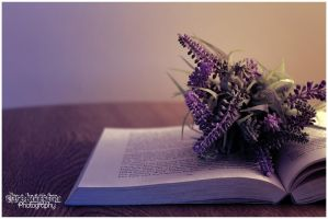Book Bloom by Clerdy
