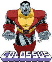 Colossus COLORED 2011 by LucasAckerman