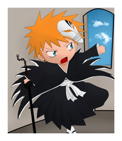 Hollow Ichigo Chibi by tWpOsSo