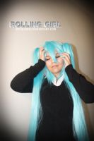 ROLLING GIRL 2 by Vocaloid12
