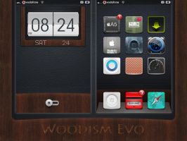 Woodism Evo by nucu