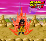 285. Super Sayian 4 by BeeWinter55