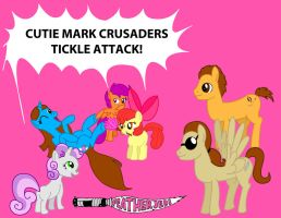 MLP tickle attack by FeatherJedi