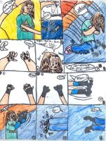 A Lucario TF Comic Page 2 by deathmonklaser