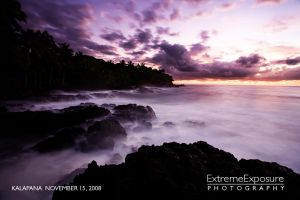 Kalapana Seascape 01 by extremeimageology