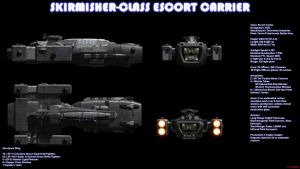 Skirmisher Carrier Specs by ILJackson