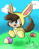 HOPPY EASTER! by BKcrazies0