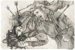 The Battle of Five Armies by crystalmoonchild