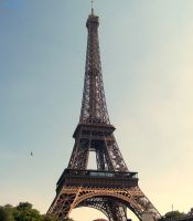 Eiffel Tower by flohannes