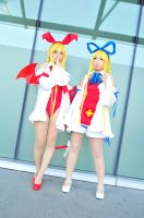 STGCC D2: Double Flonnes01 by neir-2-you