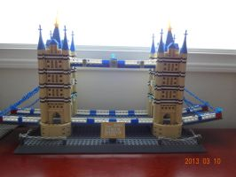 Lego London Bridge by andyjshi