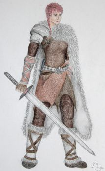 Barbarian by liluvryce