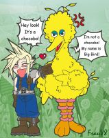 It's a Chocobo_ by FrauV8