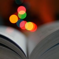 Light from the book by cscruff