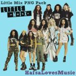 Little Mix PNG Pack by HafsaLoveMusic