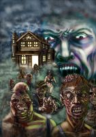Charnel Zombies by bloodedemon