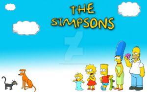 simpsons by youngcheezy7