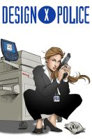 Dana Scully Card Final by wayner8088