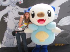 Me and Oshawott by Emakura