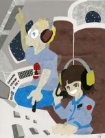 Space camp Simulators by hiddentalent1