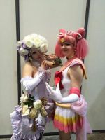 Super Sailor Chibi Moon by RikkuHydroxiaCosplay
