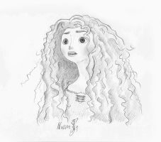 Merida by TenggerCavalry