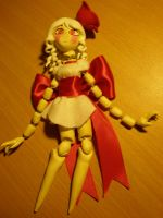 Killer Marionette puppet by Corupted-Data