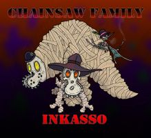 Chainsaw Family Inkasso by NeuStrasbourg